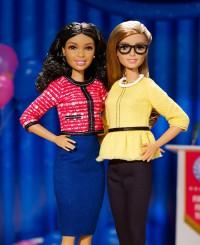 She Should Run: Mattel представили Барби-президента и вице-президента