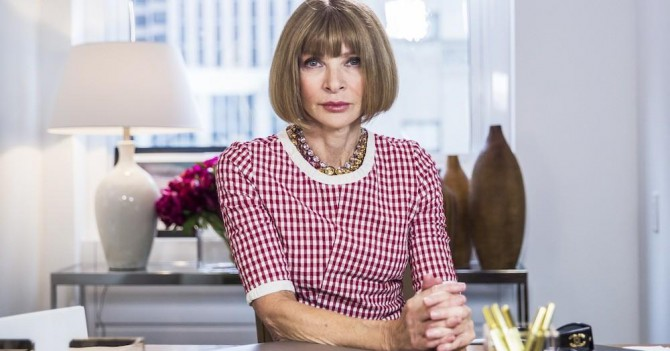 Ядерная Анна Винтур: Бизнес-правила главного редактора Vogue
