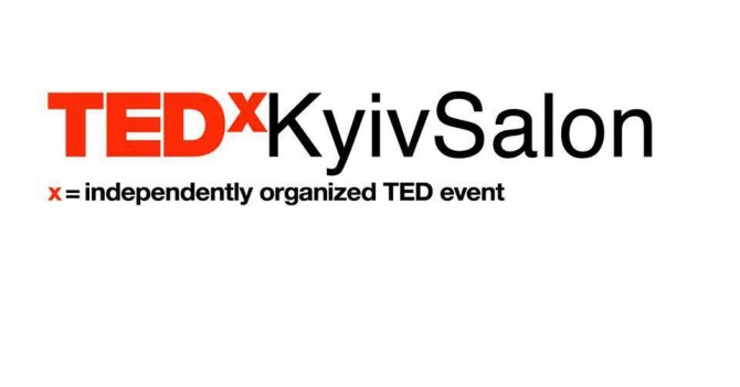 "TEDхKyivSalon ""Women Intro"""