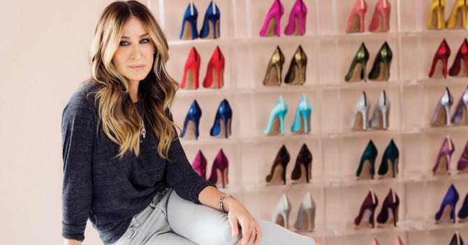 """""""Я совсем не из-за денег решила заняться обувным бизнесом"""""""