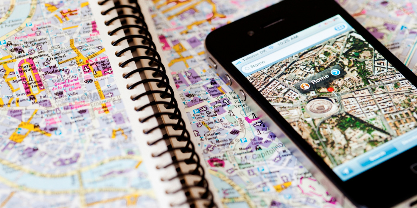 Anywhere, anytime: 12 приложений для путешествий