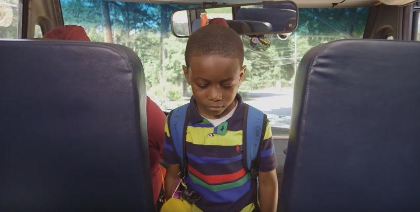 Глазами ребенка: Один день из жизни школьника