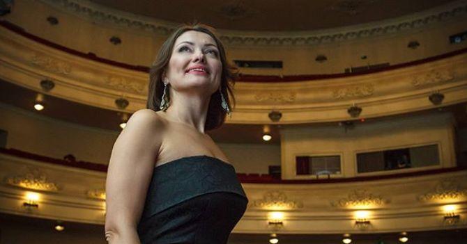 Елена Гончарук о профессии оперной певицы