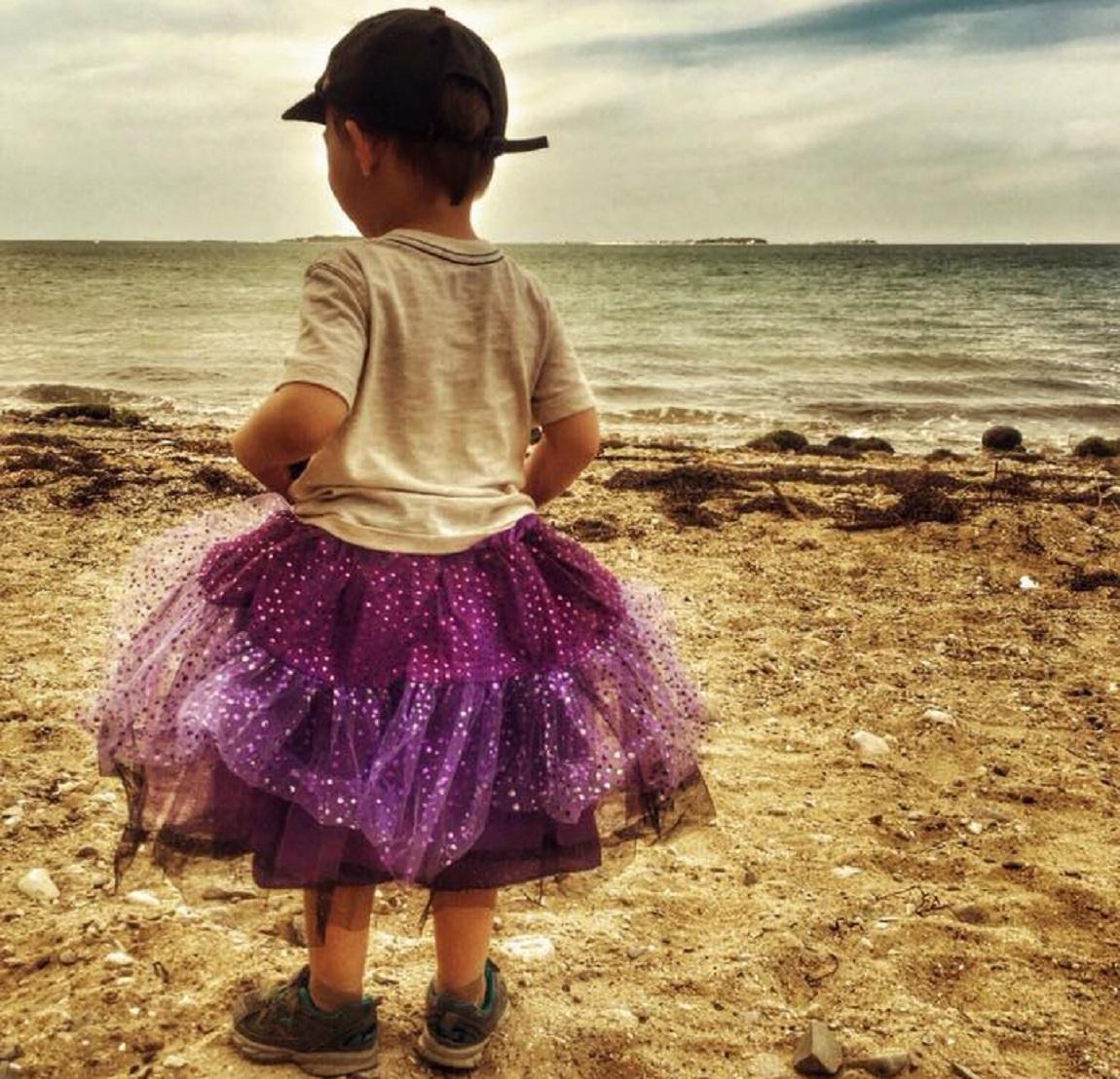 """Джен Андерсон Шаттак: """"Остальной мир может не принимать моего сына, но я его люблю таким, какой он есть"""""""