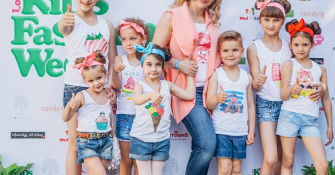 Ukrainian Kid's Fashion Week 2016