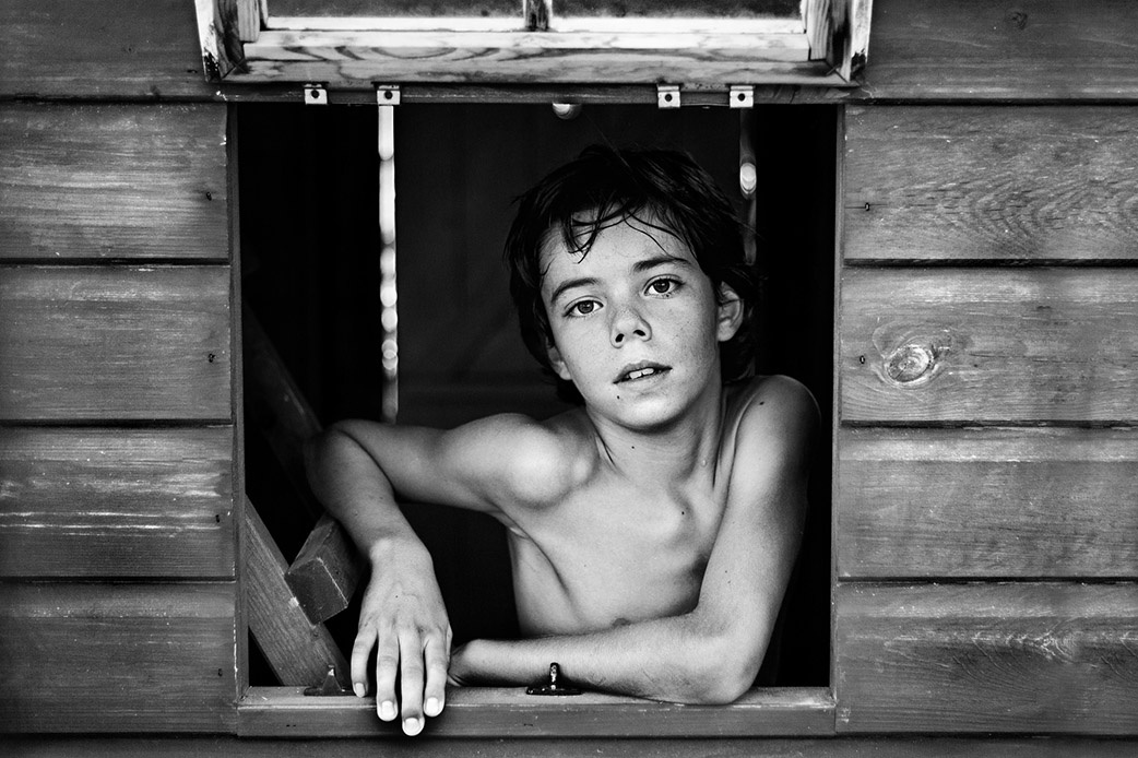 Черно-белое детство: лучшие снимки B&W Child Photography 2016