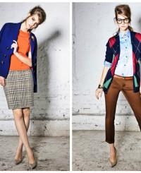 Образцовый, но модный: Как создать школьный look для дочери