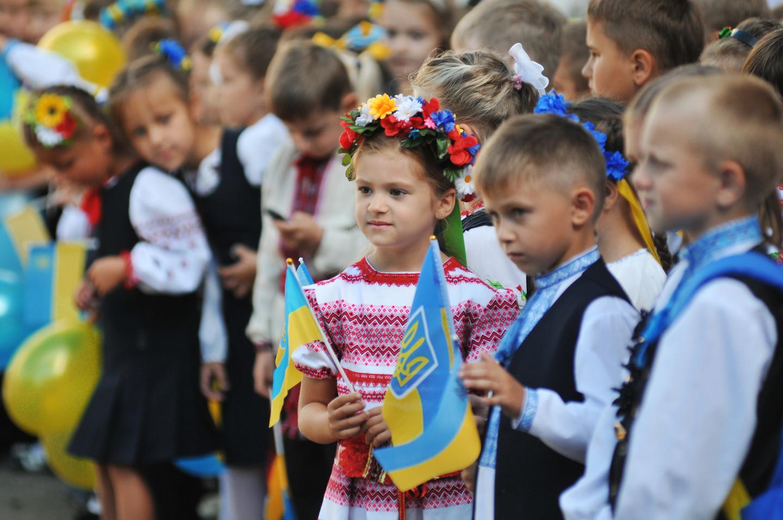 В киевских школах не будут проводить традиционные линейки