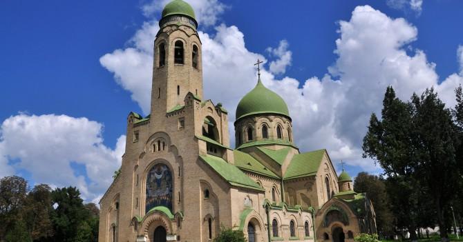 Путешествуем по Украине: 9 необычных священных мест