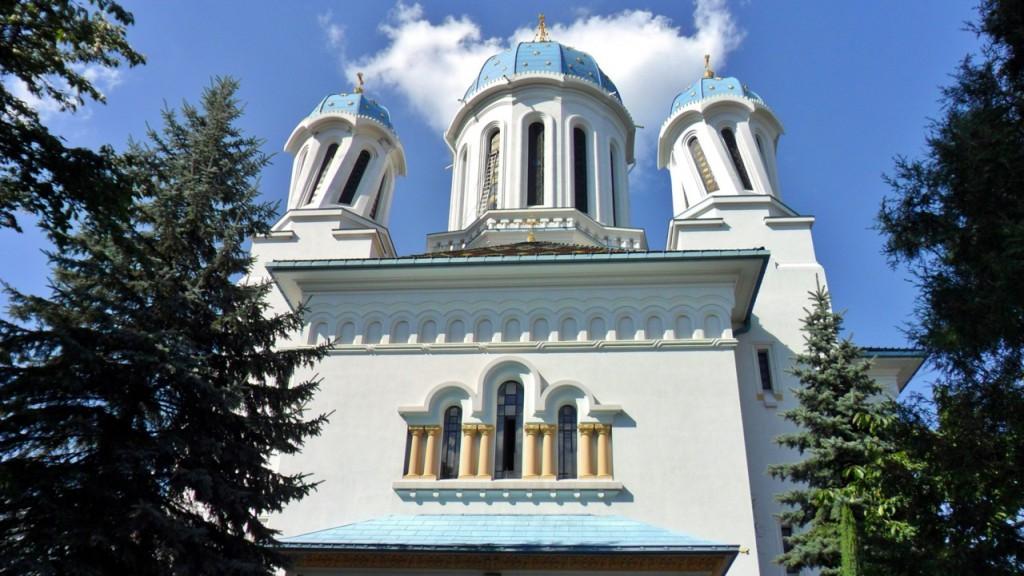 Николаевский кафедральный собор. Черновцы