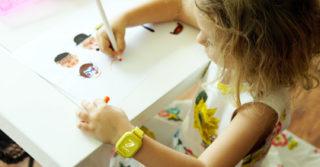 WoMo-находка:Смарт-часы Octopus для детей