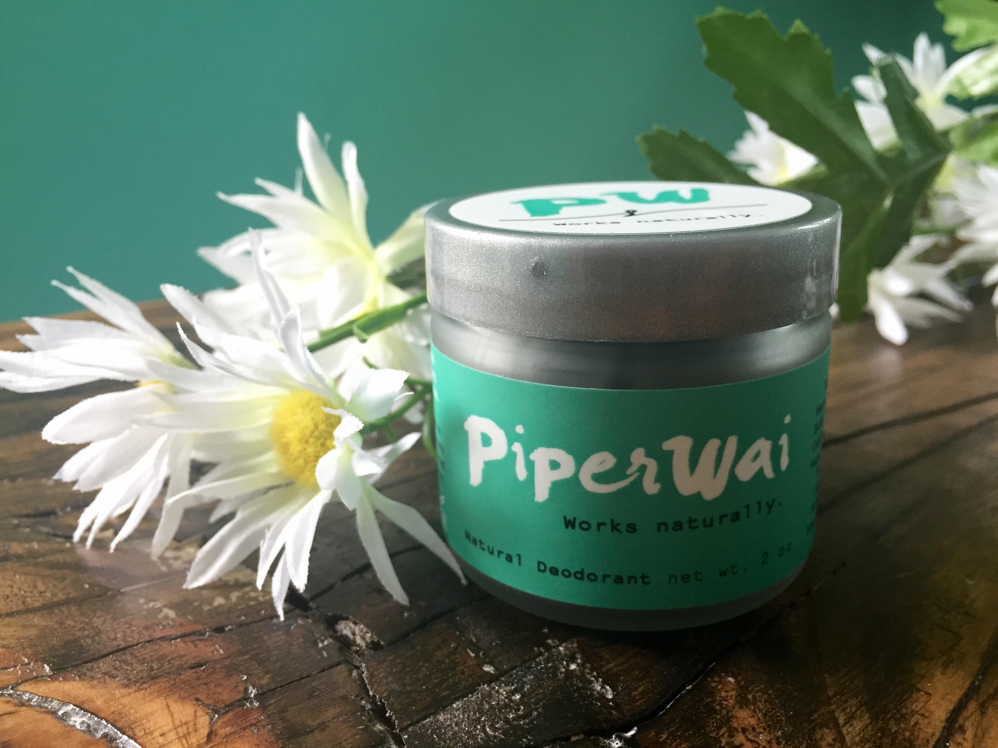 Womo-находка: натуральный дезодорант PiperWai