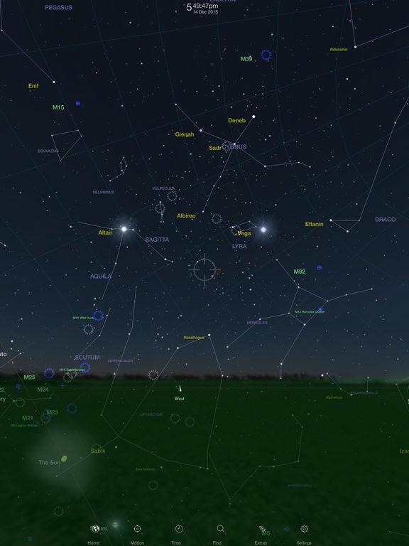 Pocket Universe Virtual Sky Astronomy