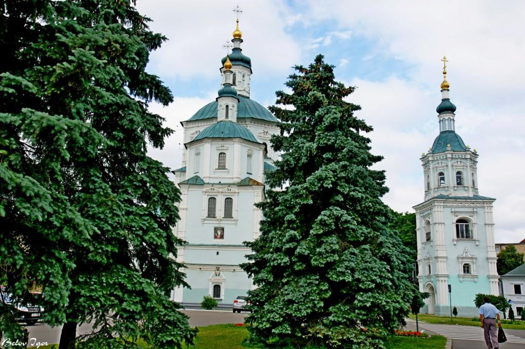 Свято-Воскресенский кафедральный собор. Сумы