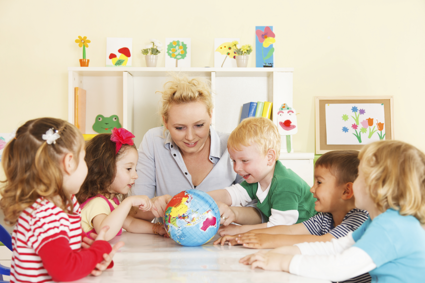 Play and learn: Как учить английский с дошкольниками