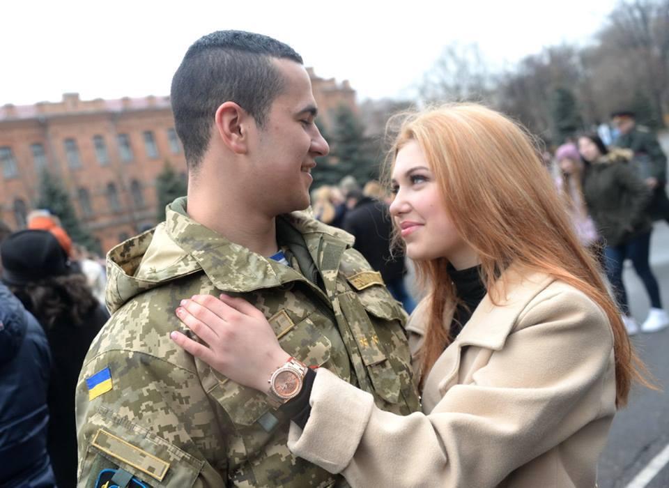 демобилизация украина