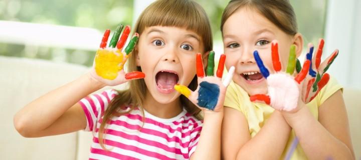 дети арт веселье