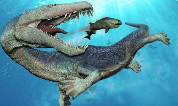 доисторические рыбы