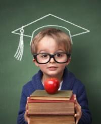 Вундеркинды: 7 странных вещей, которые делают гениальные дети