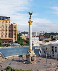 В День независимости Украины в Киеве перекроют некоторые дороги и метро