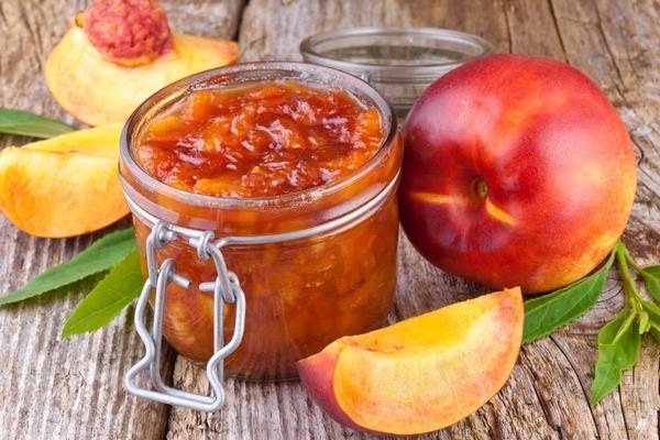 Как консервировать недозревший персик в домашних условиях