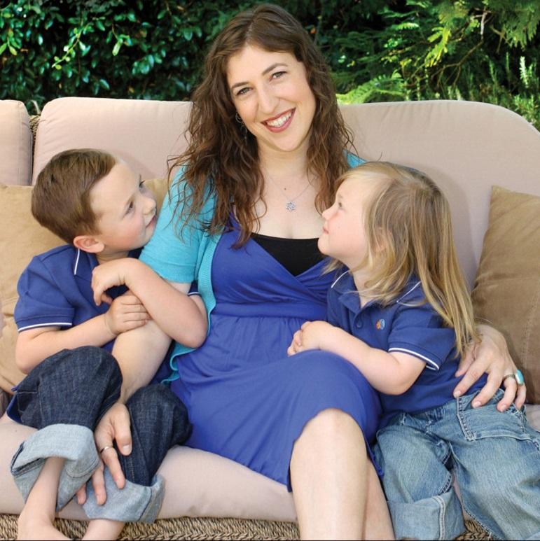 Развод - не конец семьи: Принципы воспитания детей с бывшим мужем от Маим Бялик