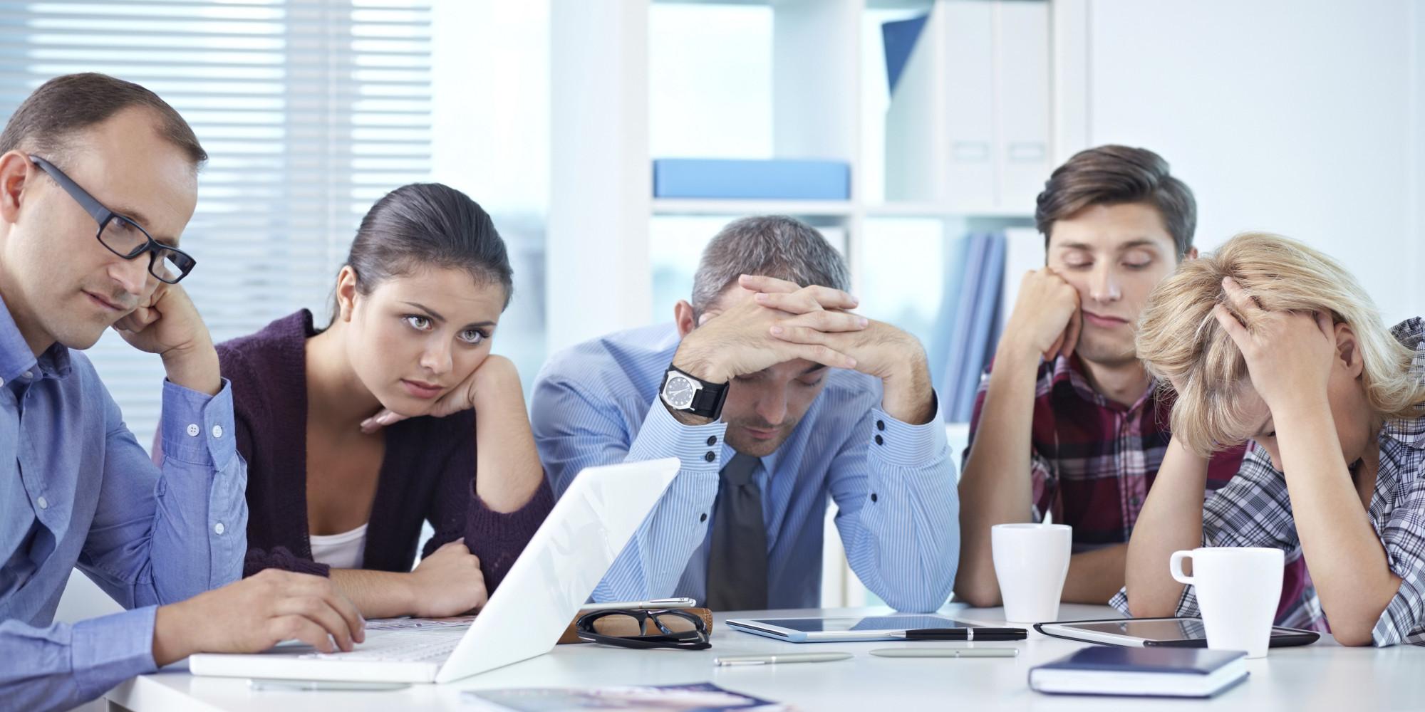 Лучшие сотрудники увольняются: 9 роковых ошибок руководителя