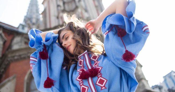 Made in Ukraine: Бренды, которые создают идеальные платья-вышиванки