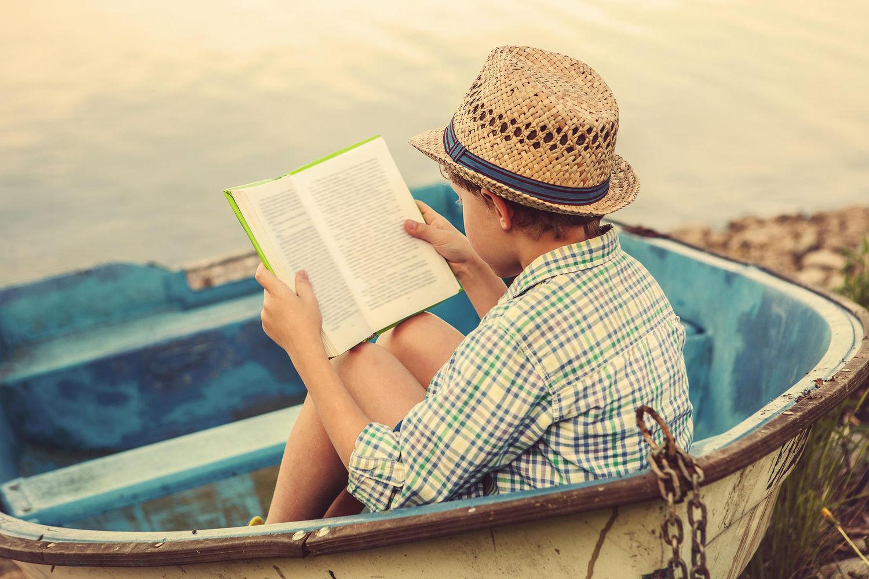 Морские волчата: 7 книг для детей о морской стихии