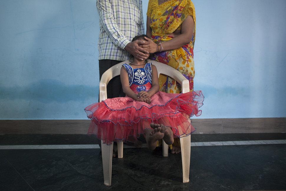 Насилие в Индии: Преступление, о котором принято молчать