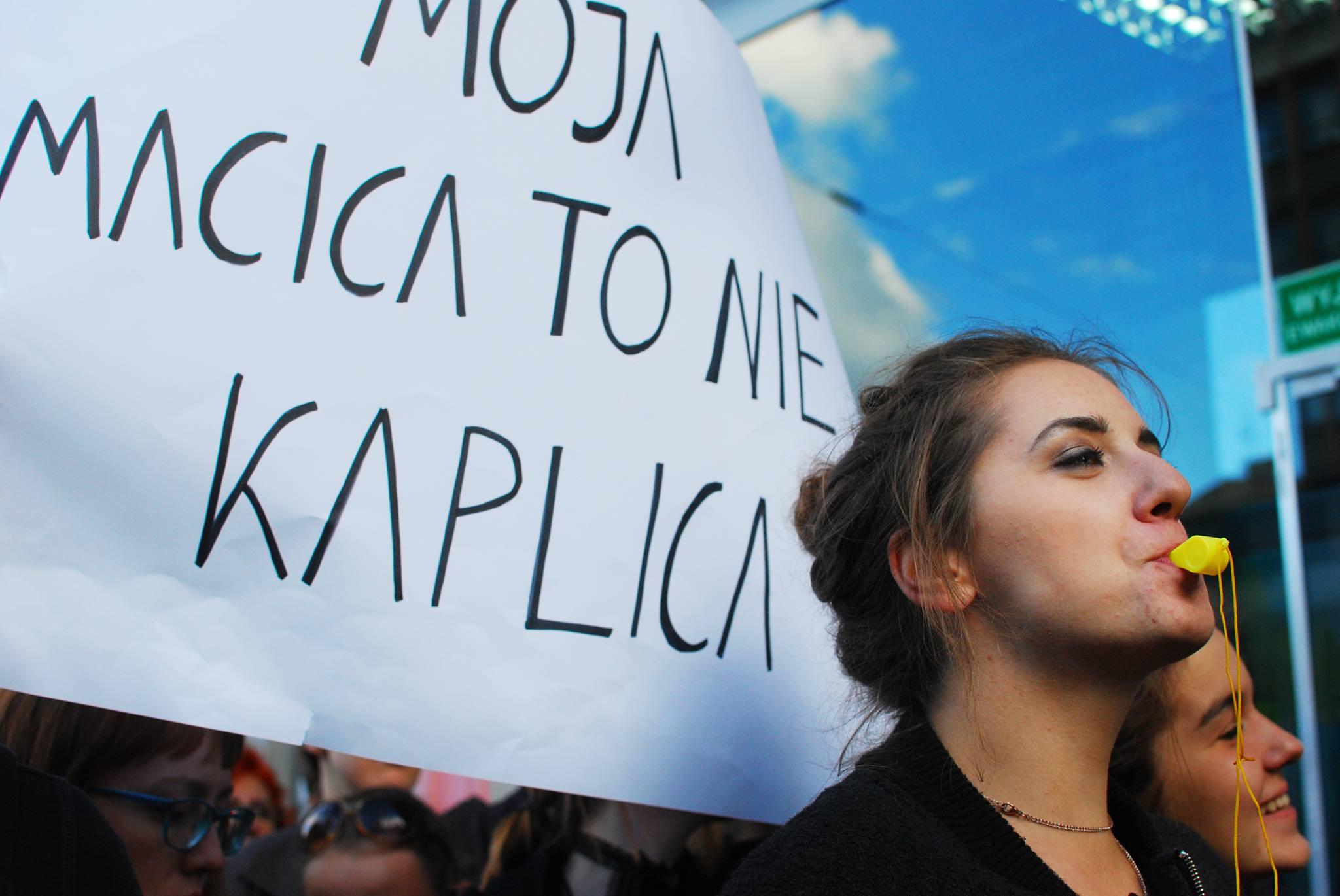 Мое тело - мое дело: Право на аборты в Польше