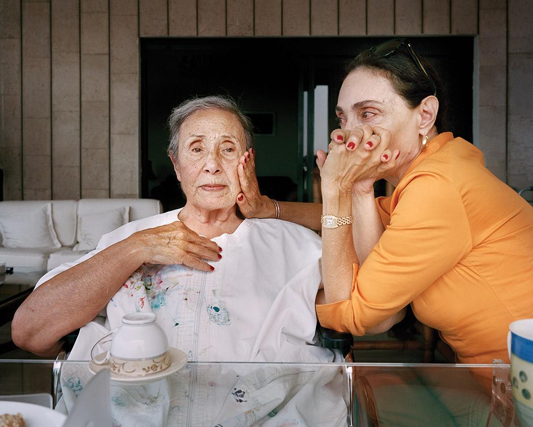 Фотопроект: Невысказанные разговоры