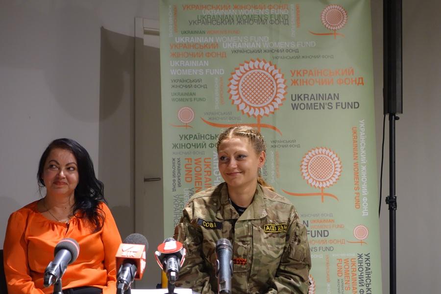 """""""Невидимый батальон"""": Документальное видео о женщинах в ВСУ"""