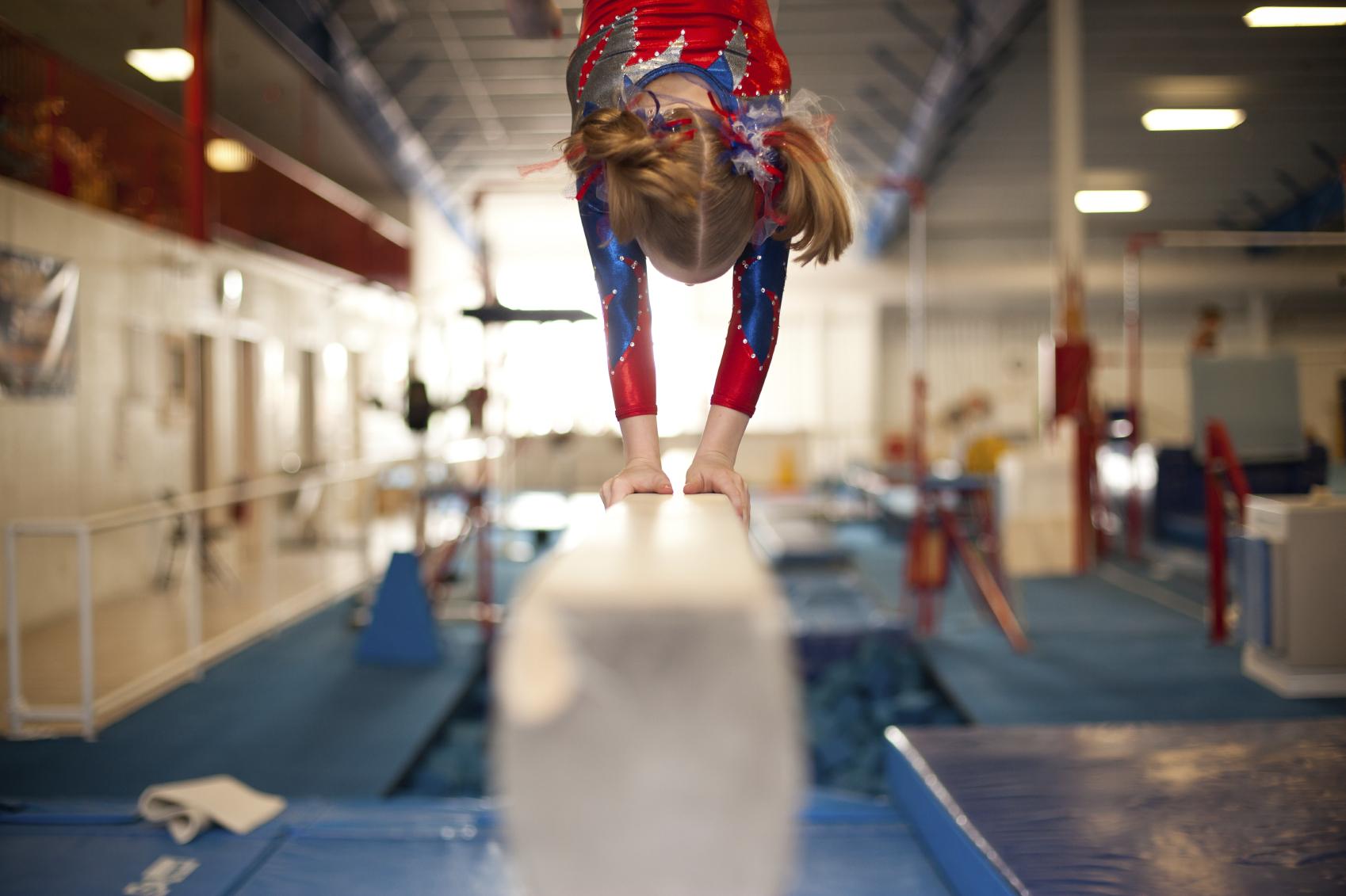 Будущим олимпийцам: 7 детских школ по гимнастике в Киеве