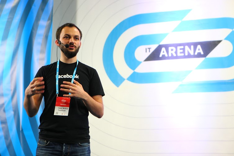Конференция Lviv IT Arena