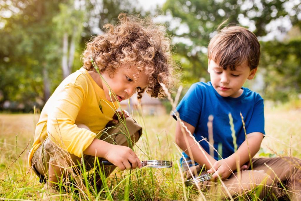 дети природа эко