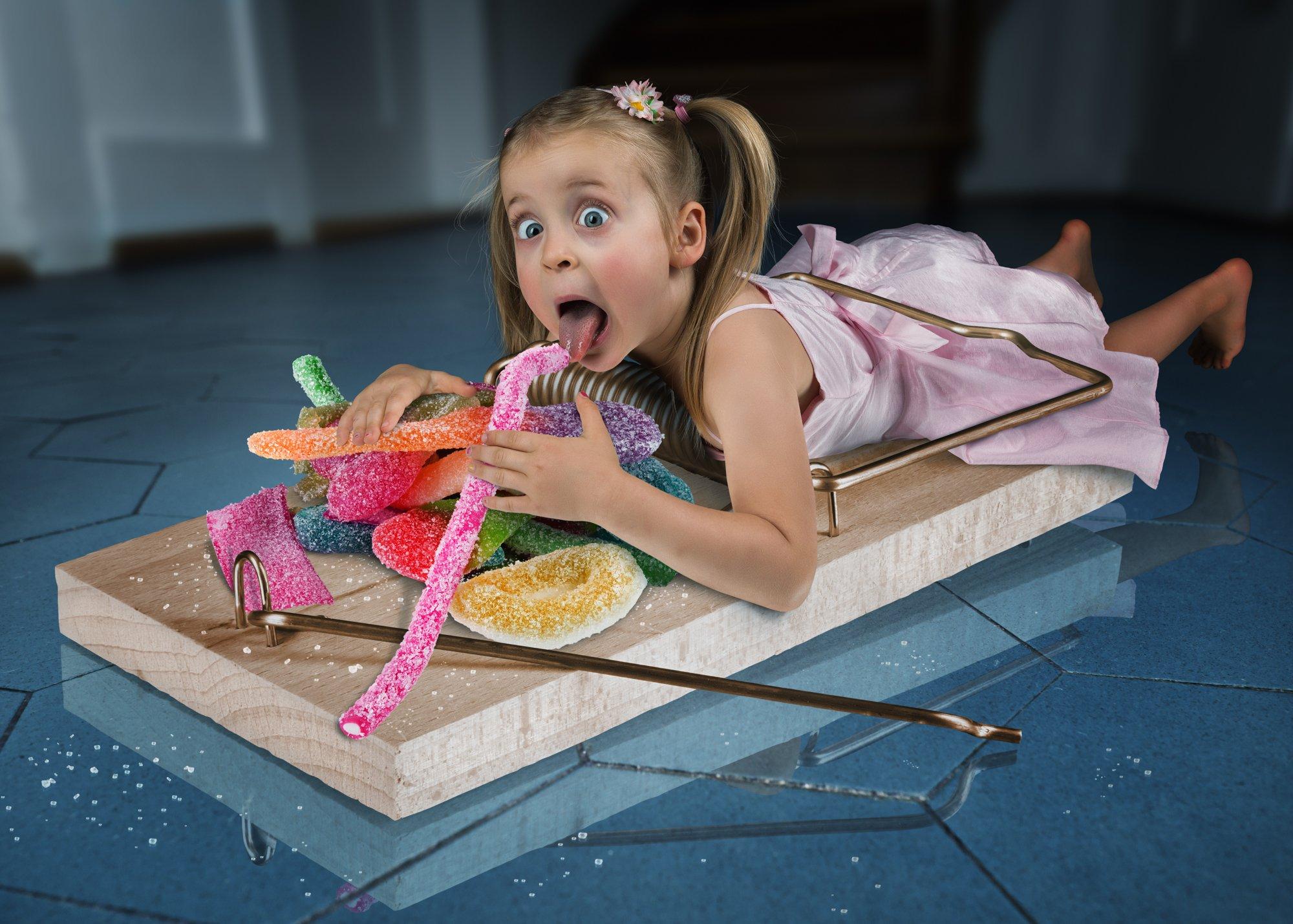 Продуктовая тележка во Франции: Что едят французские дети