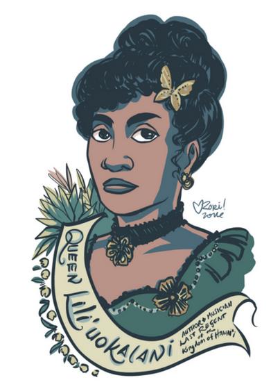 королева гавайи