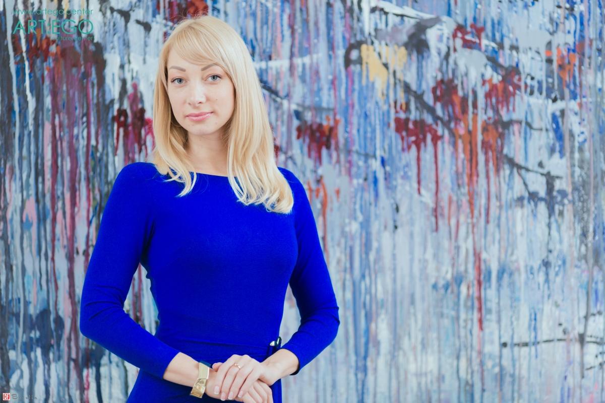Лика Спиваковская о профессии художника
