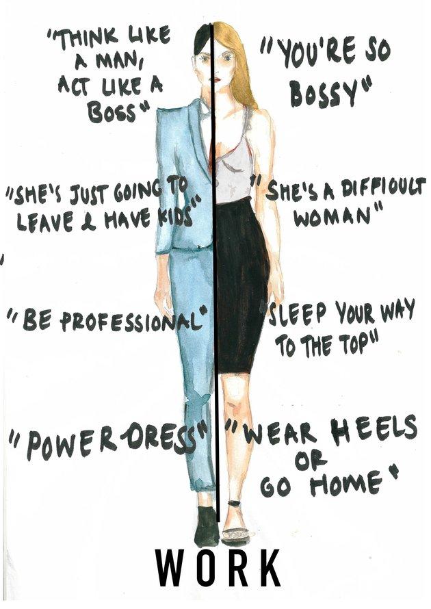 """Гардеробные стереотипы: Как женщин """"встречают по одежке"""""""