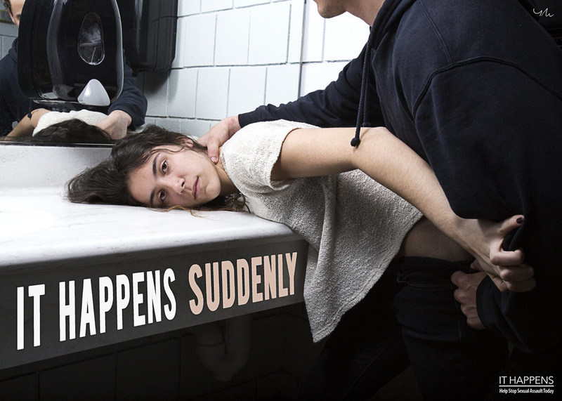 It Happens: Студентки США против насилия