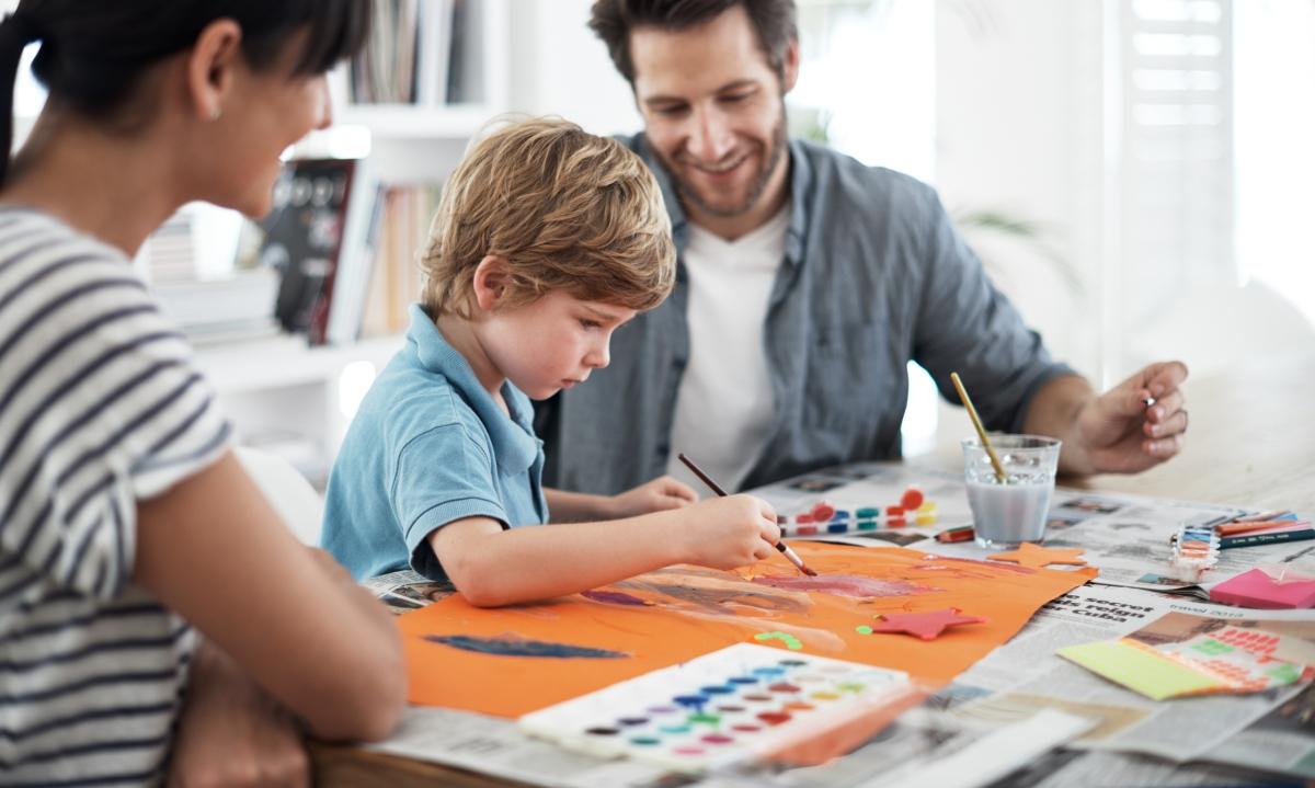 Экстернат для детей: Организовываем учебу на дому