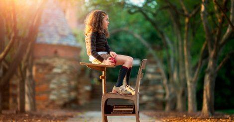 Антитревожное ребенковедение: Как помочь ребенку справиться с его школьными страхами