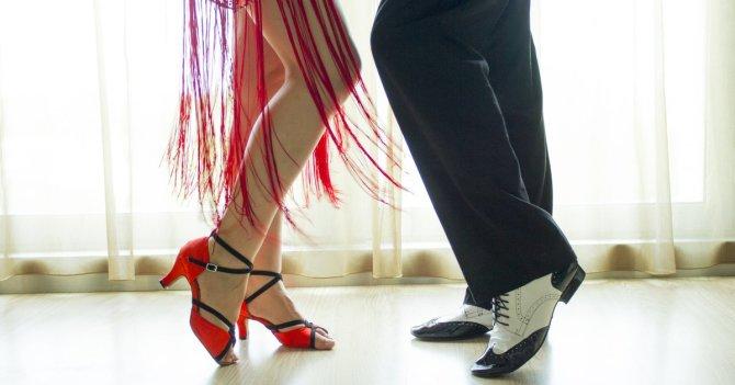 В темпе вальса: 10 школ бальных танцев в Киеве
