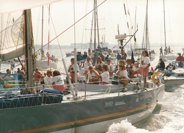 трейси яхта