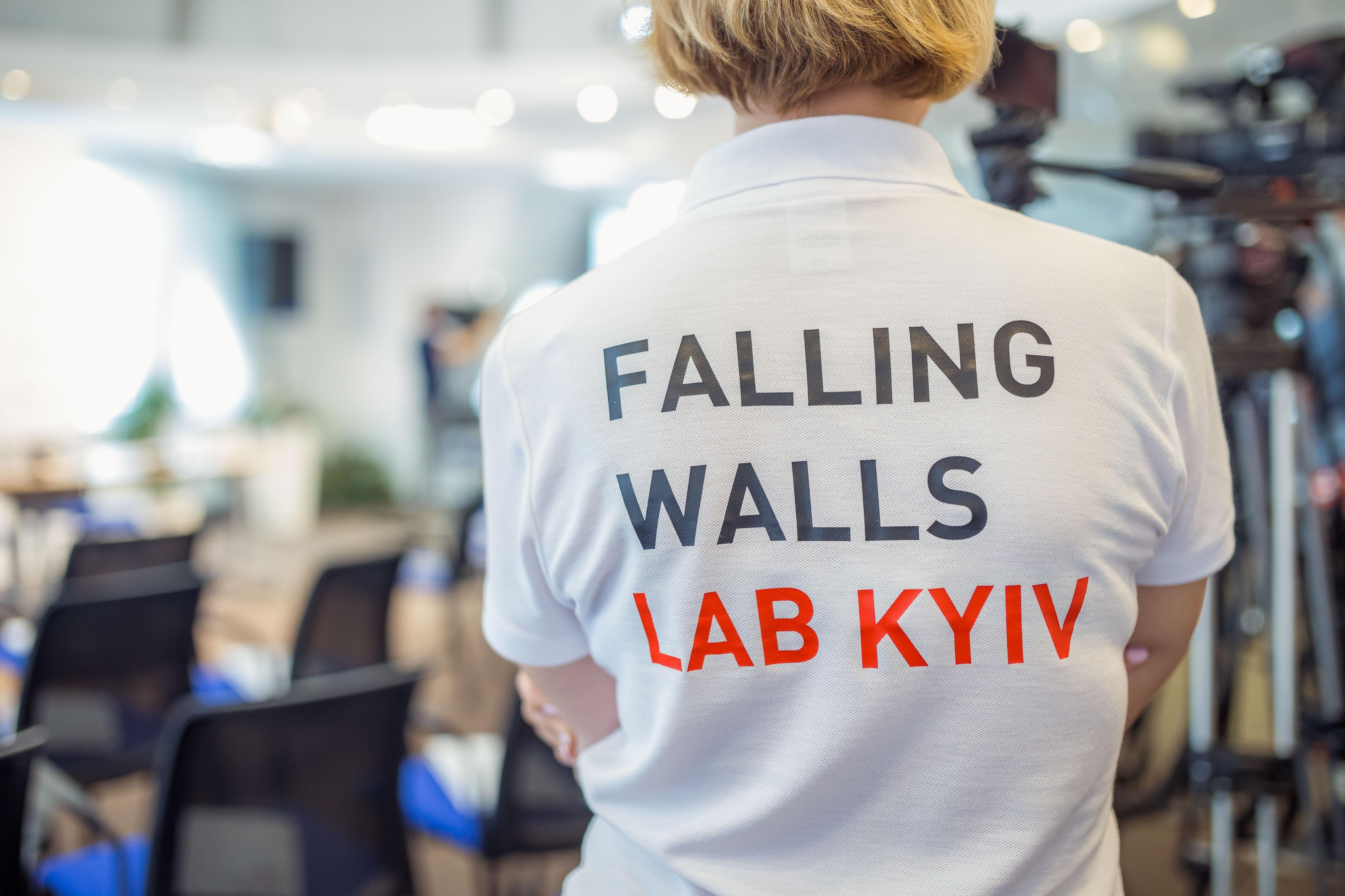 Конференция Falling Walls Kyiv 2016
