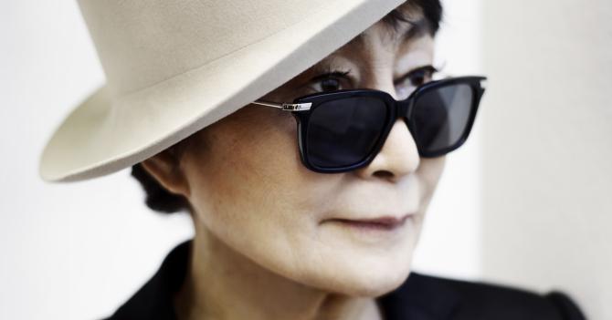 Arising - A Call: Йоко Оно посвящает фотопроект дискриминации женщин