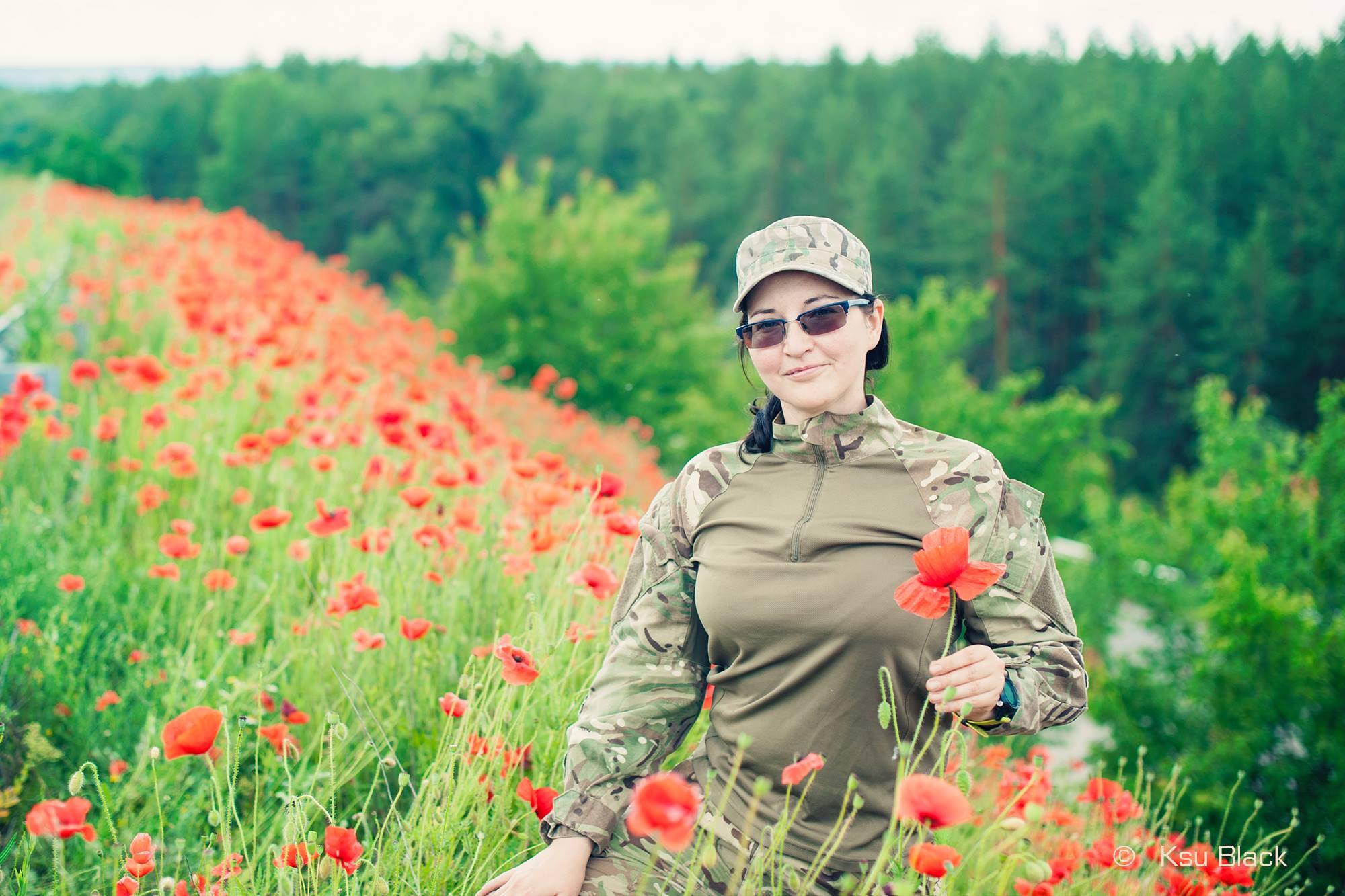 """Оксана Чорна: """"Война калечит. Больше всего я бы хотела все забыть"""""""