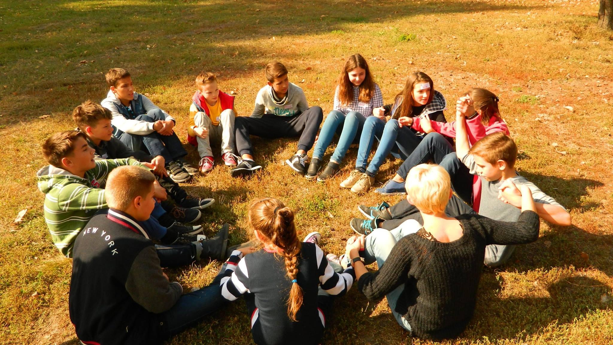 WoMo-находка: Teenagers Club