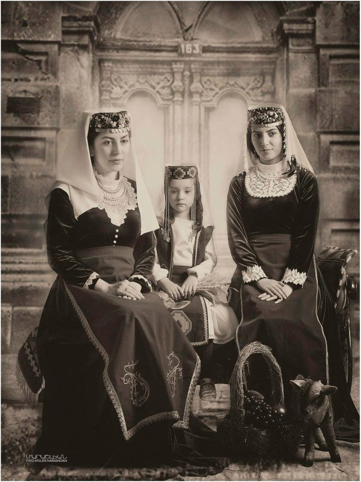 Фотопроект: Семейные ценности Армении